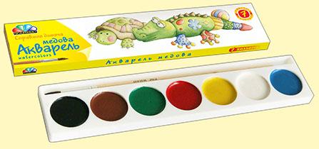 Набор 7 цветов  артикул 311033 с/к артикул 311034 б/к