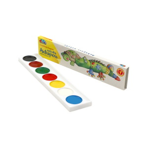 Watercolor-Favourite Toys-7 colors-311033