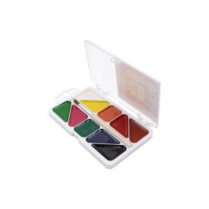 Акварель Мозаїка 10 кольорів 312052