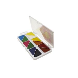Акварель Мозаїка 12 кольорів 312054