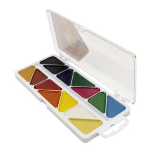 312055-4820072533345-Акварельные Краски-Мозаика-14 цветов