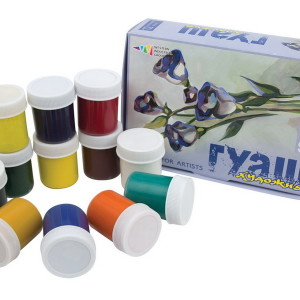 Gouache-Art-set of 12 colors