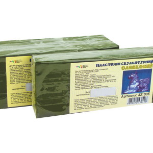 331006-4820072534502-Пластилин-Скульптурный-оливковый